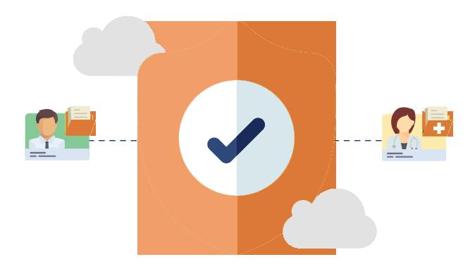 Cloudine financiële dienstverlening | Informatiebescherming | Fourtop ICT