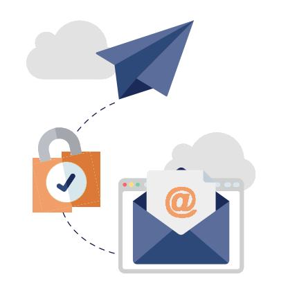 Cloudine financiële dienstverlening | Mail zorgeloos | Fourtop ICT