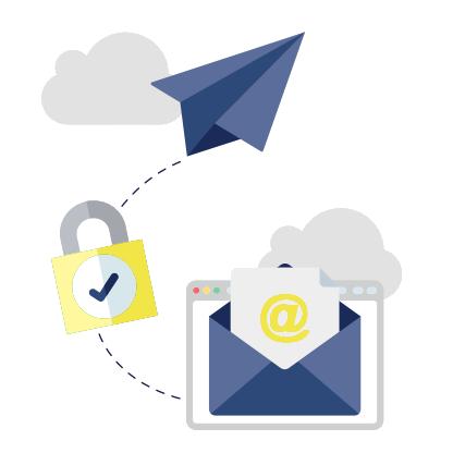 Cloudine handel & distributie | Mail zorgeloos | Fourtop ICT